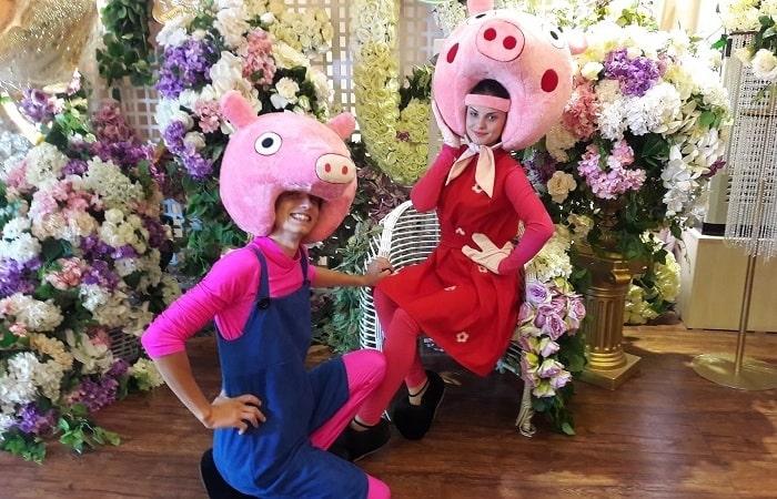 Аниматоры Свинка Пеппа в Ташкенте